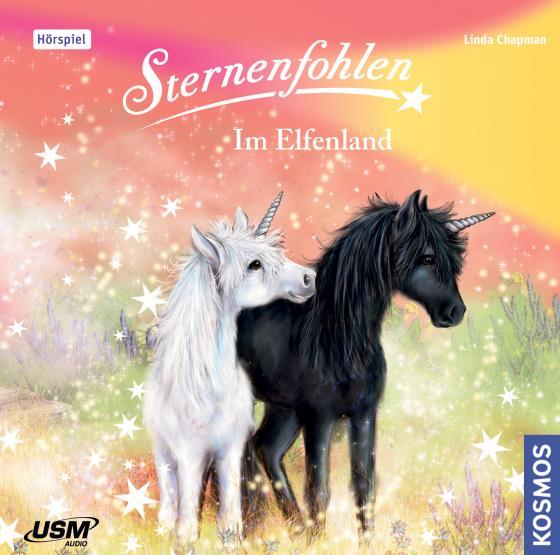 Cover-Bild Sternenfohlen (Folge 17): Im Elfenland