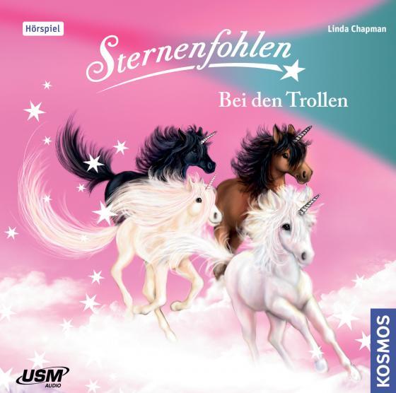 Cover-Bild Sternenfohlen (Folge 18): Bei den Trollen
