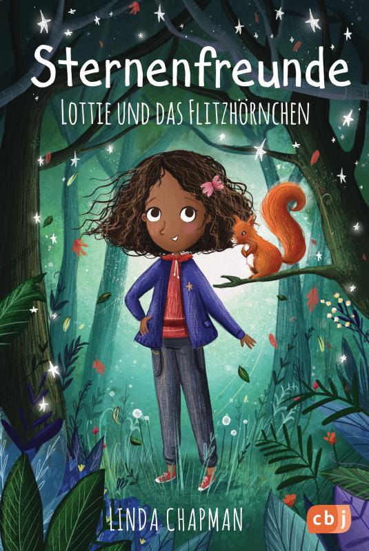 Cover-Bild Sternenfreunde - Lottie und das Flitzhörnchen