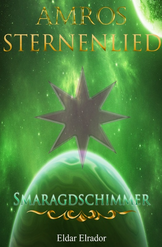 Cover-Bild Sternenlied / Amros: Sternenlied - Smaragdschimmer