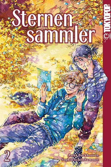 Cover-Bild Sternensammler Sammelband 02