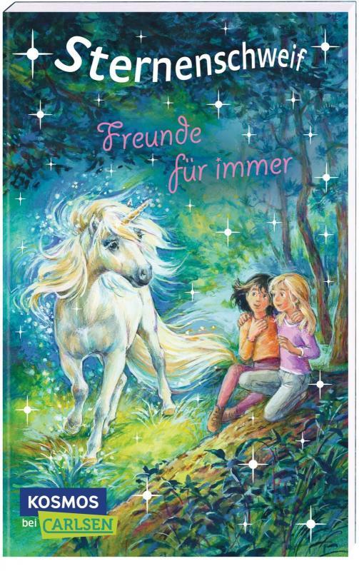 Cover-Bild Sternenschweif 38: Freunde für immer