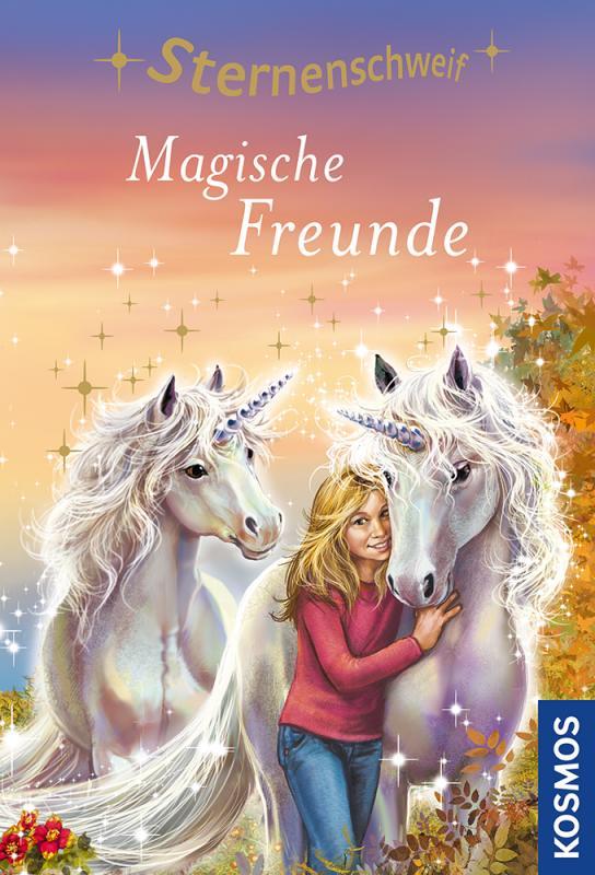 Cover-Bild Sternenschweif, 54, Magische Freunde