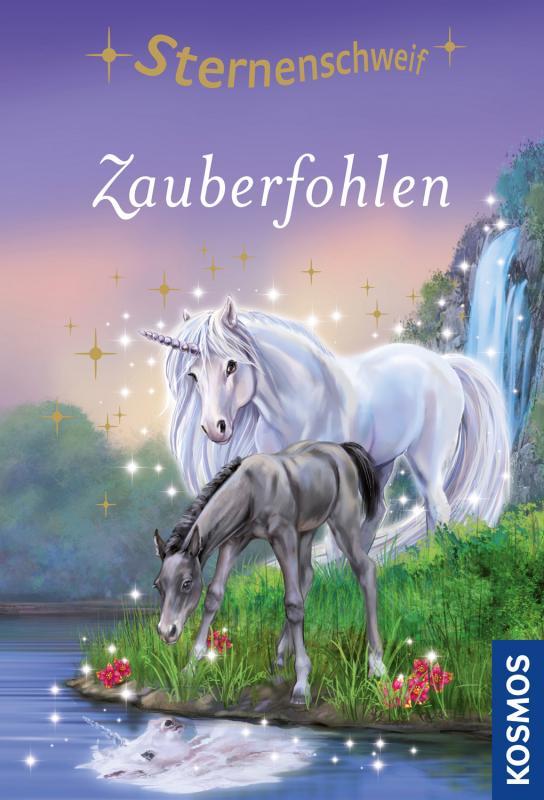 Cover-Bild Sternenschweif, 60, Zauberfohlen