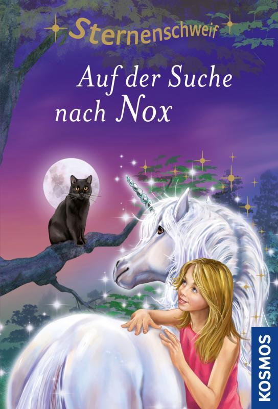 Cover-Bild Sternenschweif, 62,Auf der Suche nach Nox