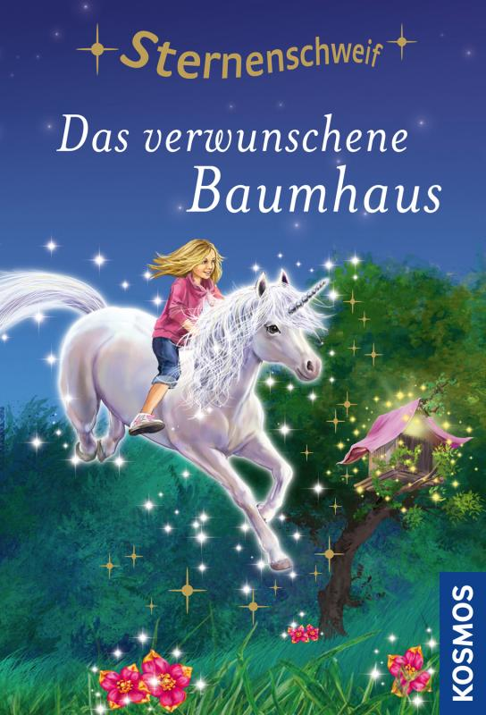 Cover-Bild Sternenschweif, 63, Das verwunschene Baumhaus