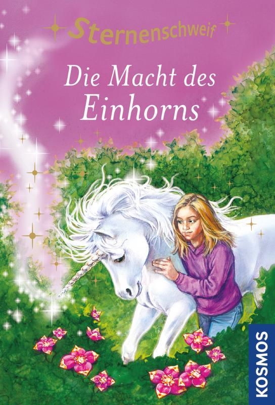 Cover-Bild Sternenschweif, 8, Die Macht des Einhorns