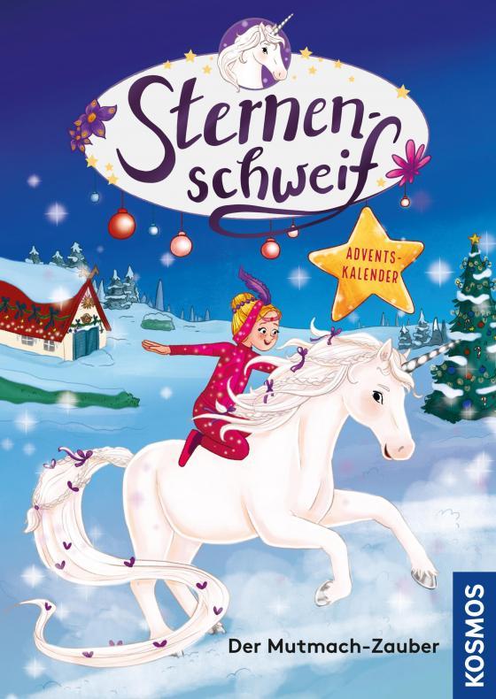 Cover-Bild Sternenschweif Adventskalender, Der Mutmach-Zauber