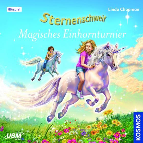 Cover-Bild Sternenschweif (Folge 53): Magisches Einhorntunier