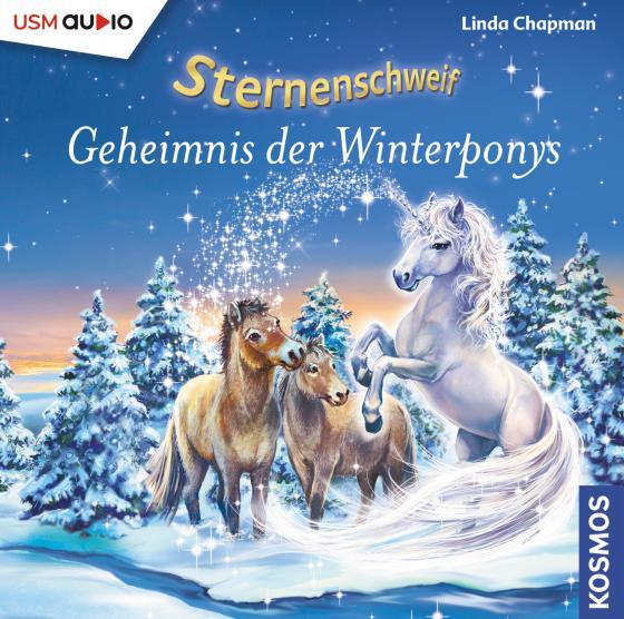 Cover-Bild Sternenschweif (Folge 55): Geheimnis der Winterponys