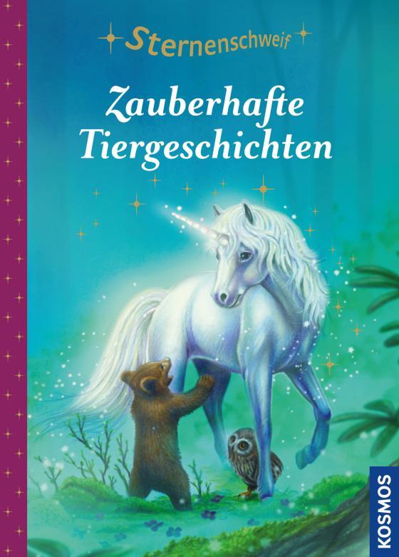 Cover-Bild Sternenschweif, Zauberhafte Tiergeschichten