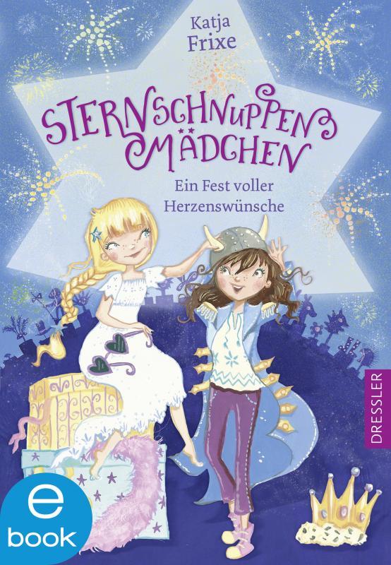 Cover-Bild Sternschnuppenmädchen 2