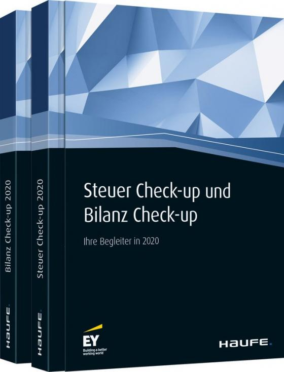 Cover-Bild Steuer Check-up 2020