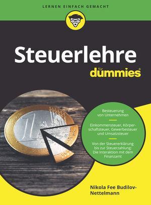 Cover-Bild Steuerlehre für Dummies