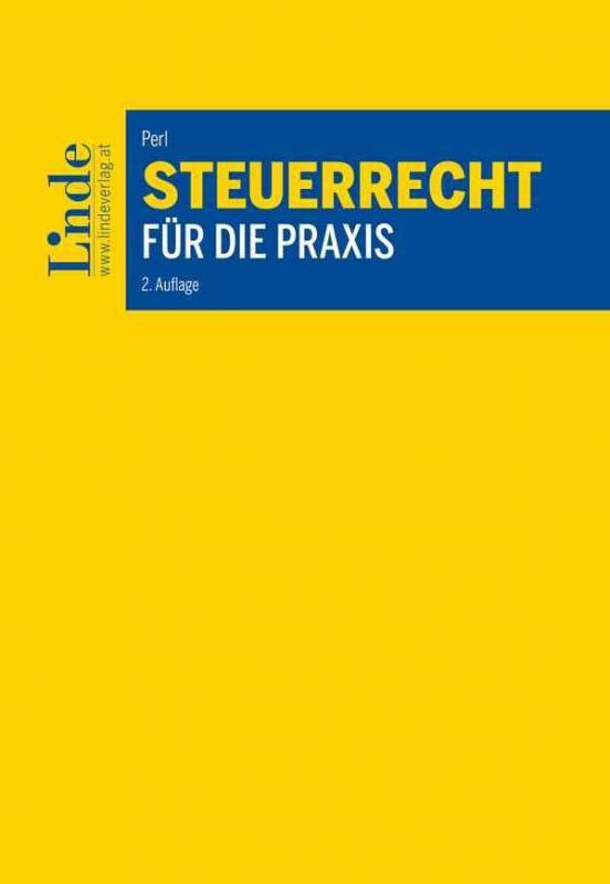 Cover-Bild Steuerrecht für die Praxis