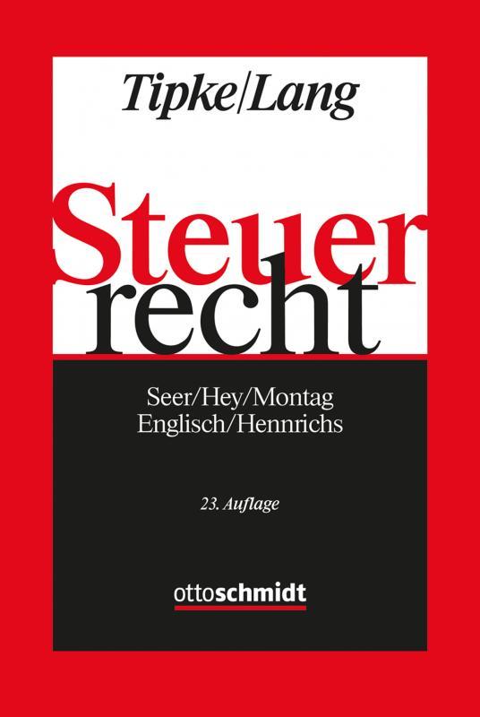 Cover-Bild Steuerrecht