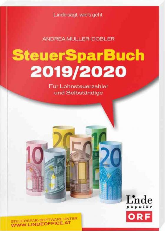 Cover-Bild SteuerSparBuch 2019/2020