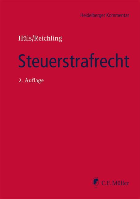 Cover-Bild Steuerstrafrecht