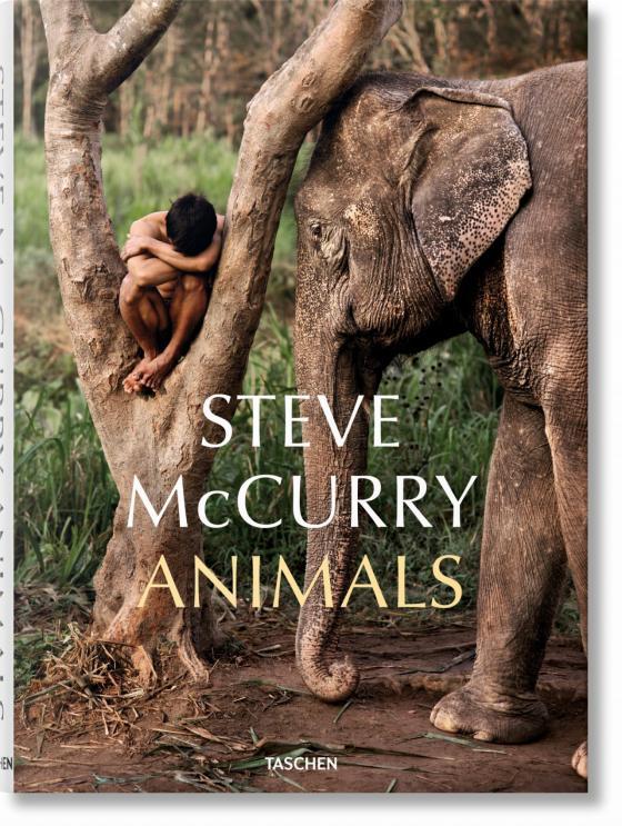 Cover-Bild Steve McCurry. Animals