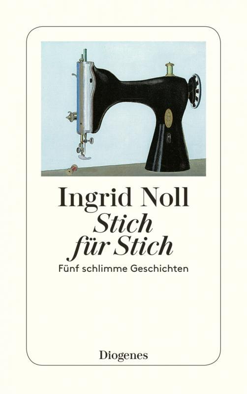 Cover-Bild Stich für Stich