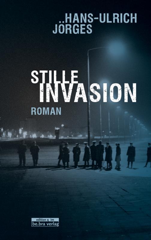Cover-Bild Stille Invasion