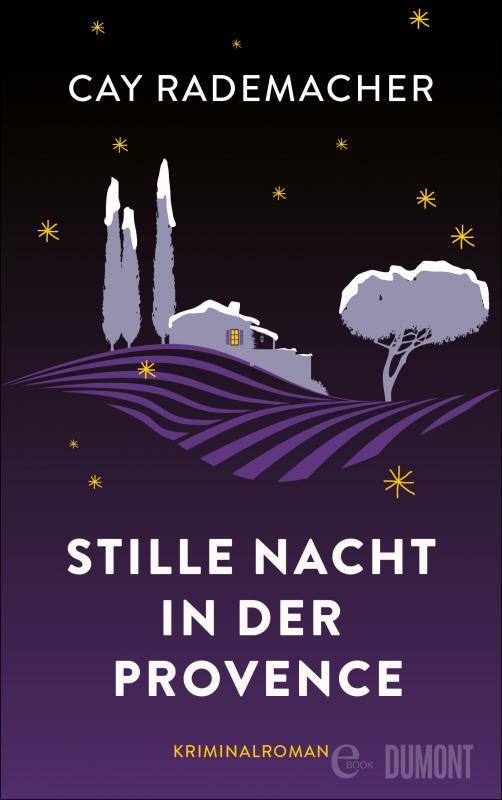 Cover-Bild Stille Nacht in der Provence