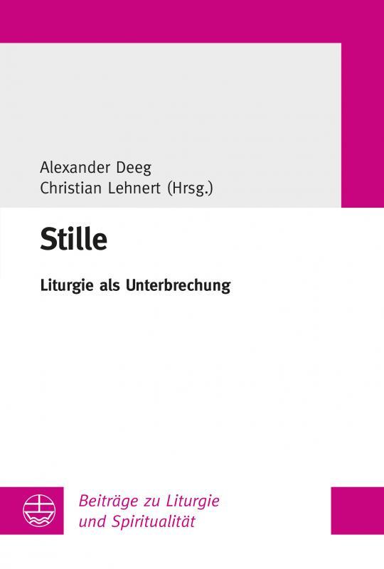 Cover-Bild Stille