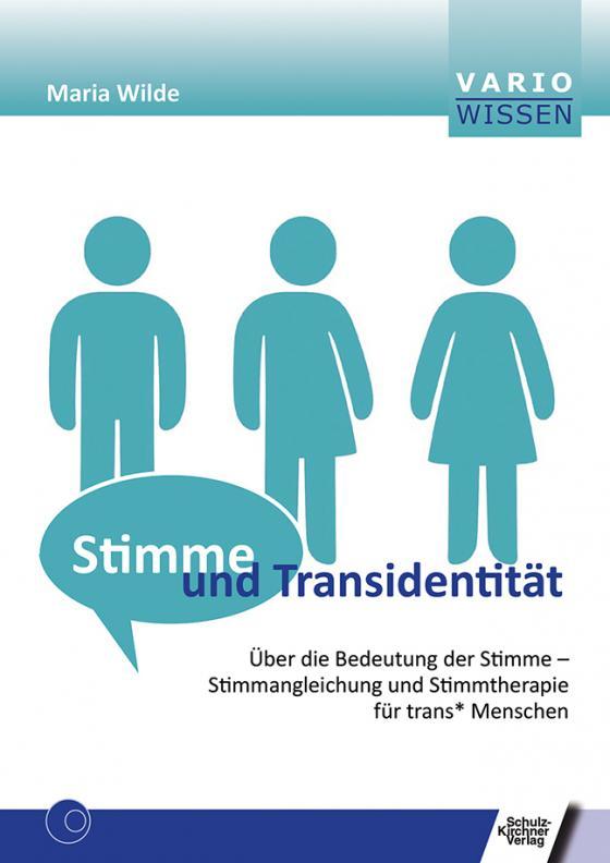 Cover-Bild Stimme und Transidentität