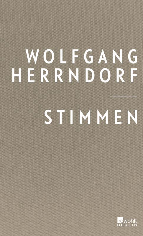 Cover-Bild Stimmen