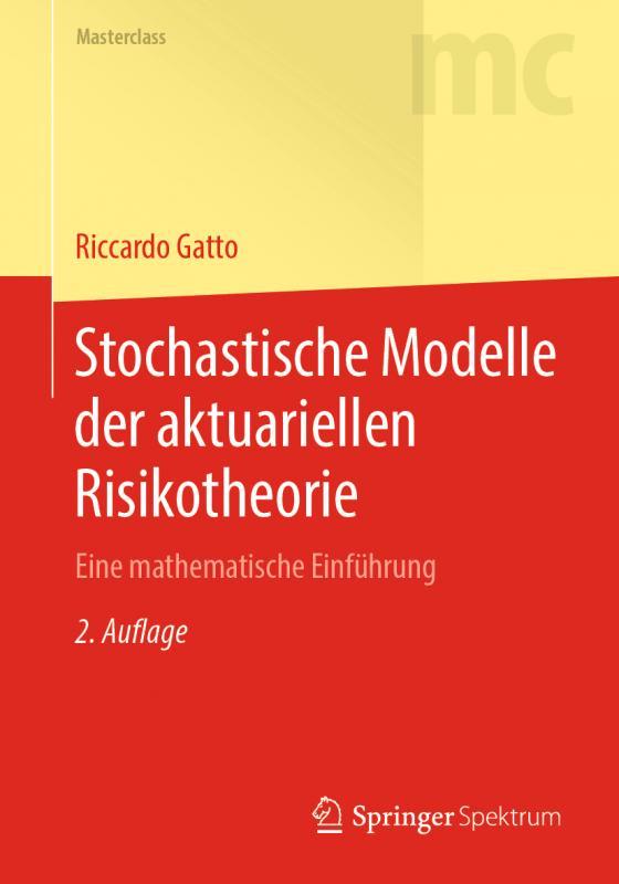 Cover-Bild Stochastische Modelle der aktuariellen Risikotheorie