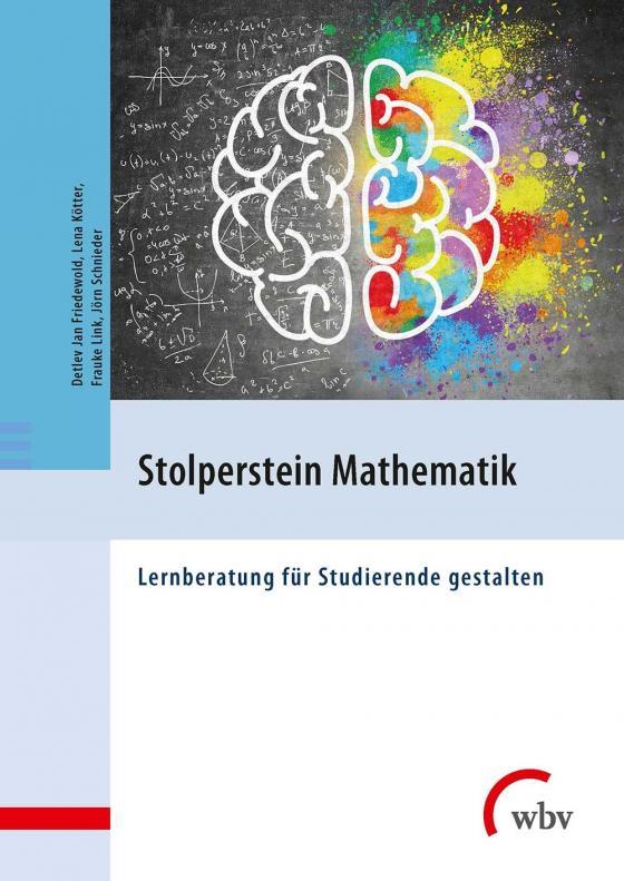 Cover-Bild Stolperstein Mathematik