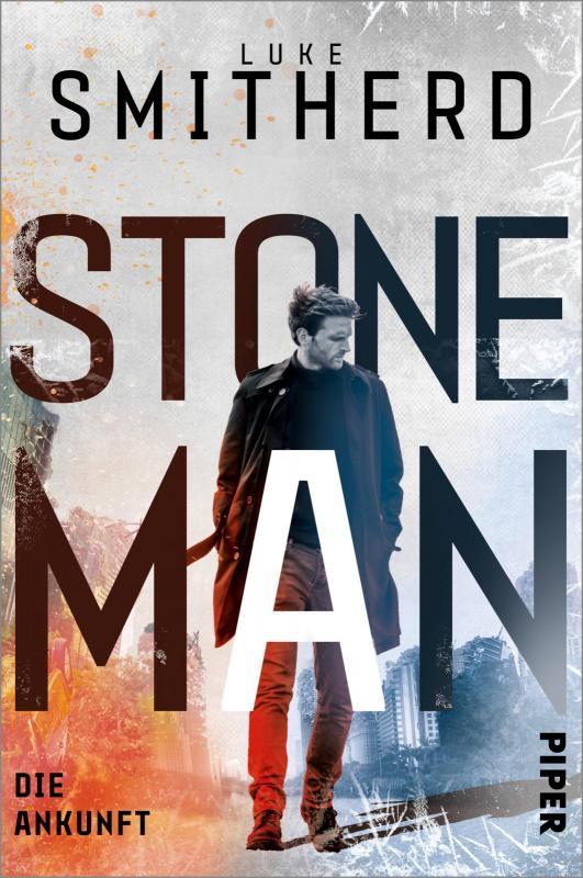 Cover-Bild Stone Man. Die Ankunft
