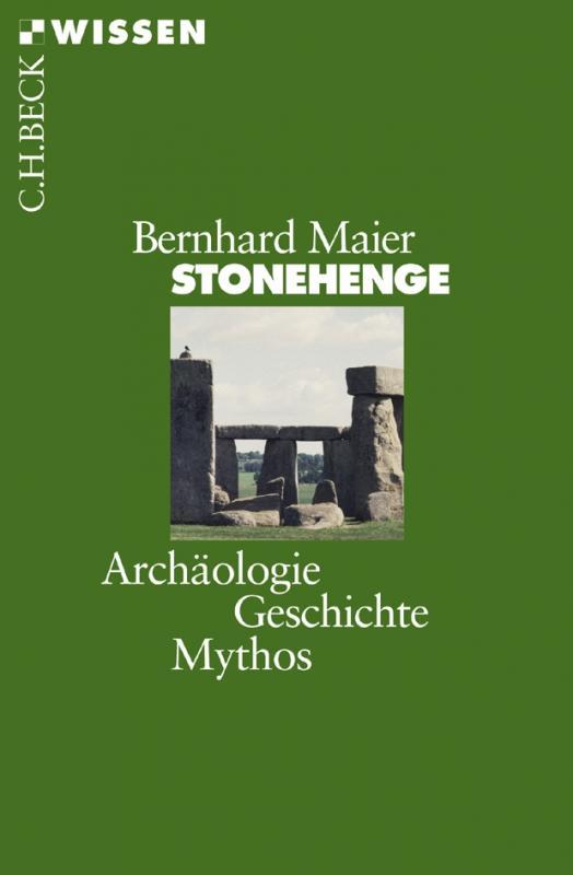 Cover-Bild Stonehenge