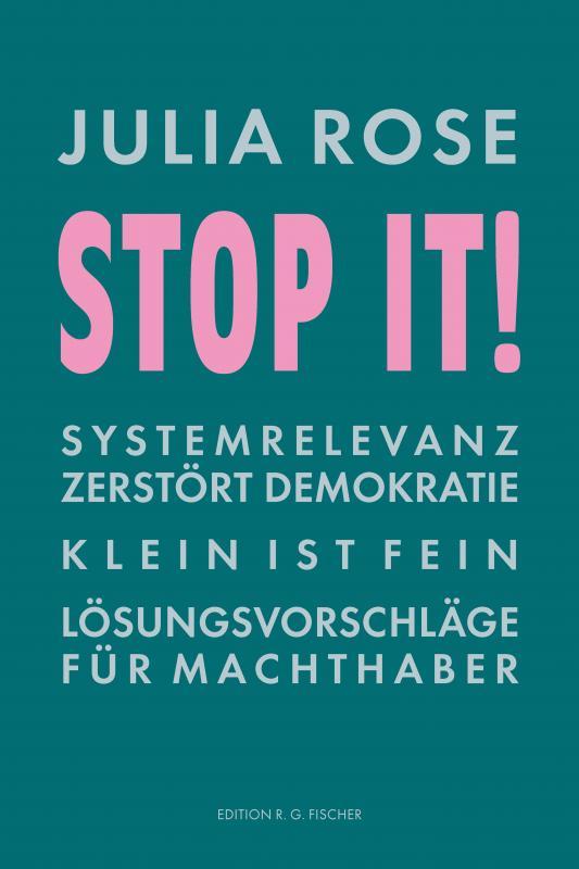 Cover-Bild Stop it!