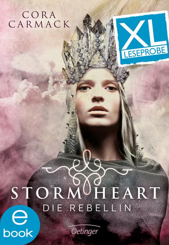 Cover-Bild Stormheart. Die Rebellin - XL Leseprobe