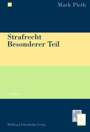 Cover-Bild Strafrecht Besonderer Teil