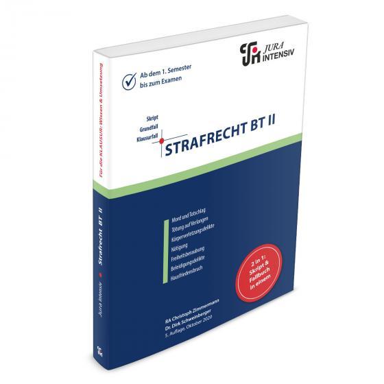Cover-Bild Strafrecht BT II