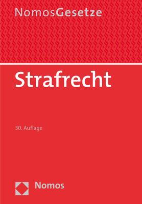 Cover-Bild Strafrecht