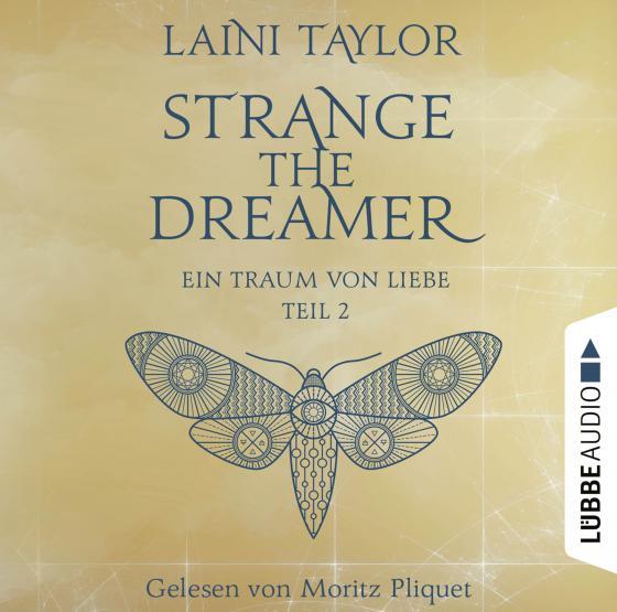 Cover-Bild Strange the Dreamer - Ein Traum von Liebe