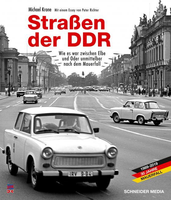 Cover-Bild Straßen der DDR