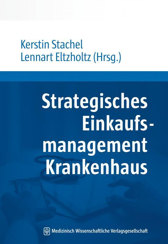 Cover-Bild Strategisches Einkaufsmanagement Krankenhaus