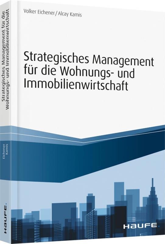 Cover-Bild Strategisches Management für die Wohnungs-und Immobilienwirtschaft -