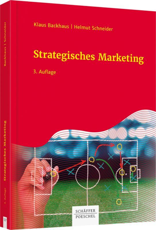 Cover-Bild Strategisches Marketing