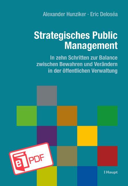 Cover-Bild Strategisches Public Management