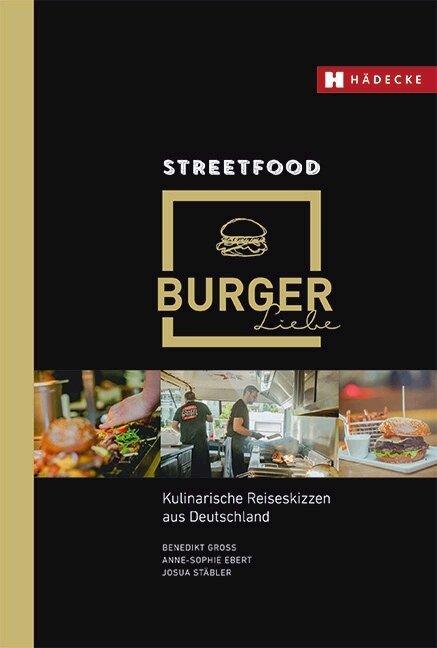 Cover-Bild Streetfood Burgerliebe