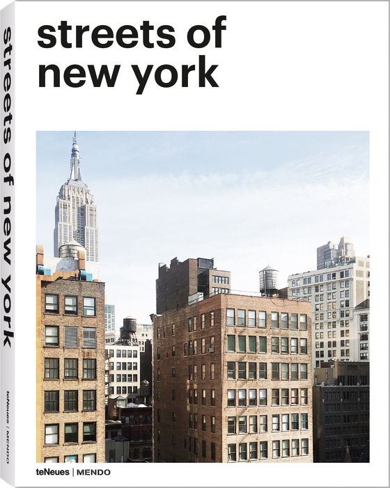 Cover-Bild Streets of New York