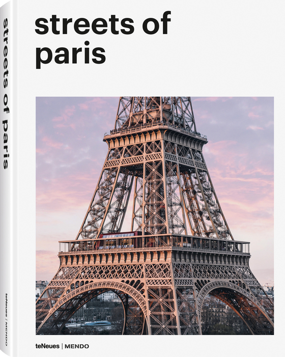 Cover-Bild Streets of Paris