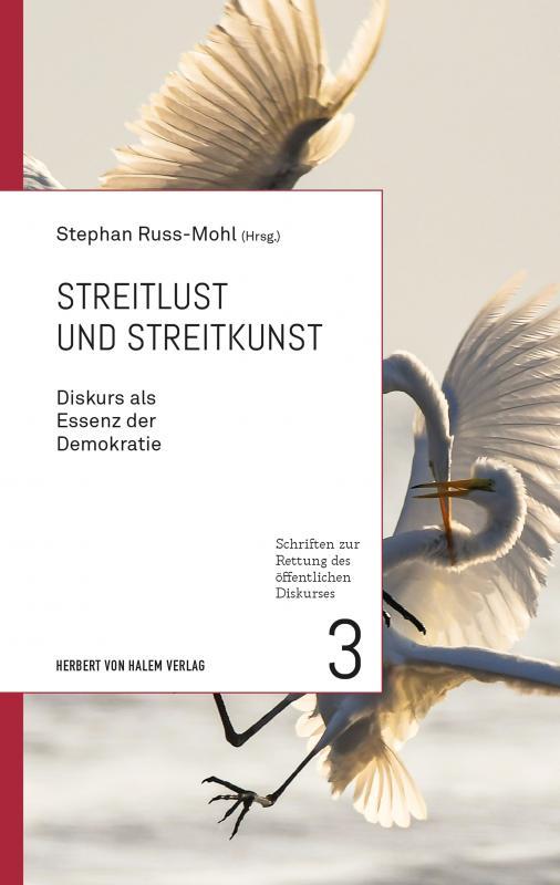 Cover-Bild Streitlust und Streitkunst