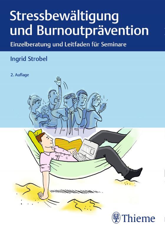 Cover-Bild Stressbewältigung und Burnoutprävention
