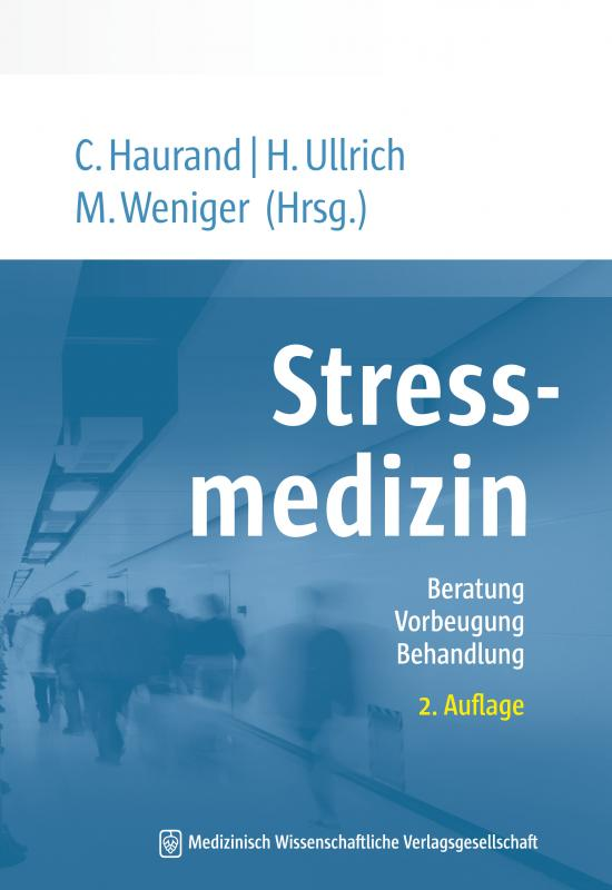 Cover-Bild Stressmedizin